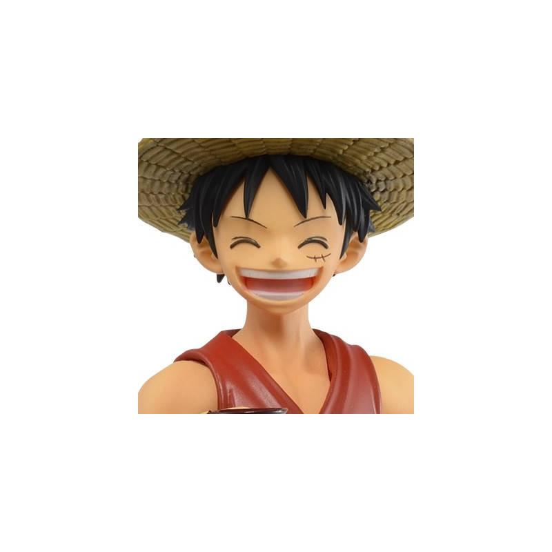 One Piece – Figurine Monkey D Luffy One Piece Magazine Special Episode Vol.1