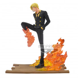 One Piece - Figurine Sanji Log File Selection Fight Vol.2