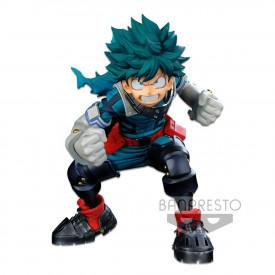 My Hero Academia – Figurine Izuku Midoriya SMSP X BWFC 10Th Anniversary