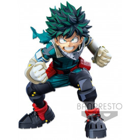 My Hero Academia – Figurine Izuku Midoriya SMSP X BWFC 10Th Anniversary Two Dimensions