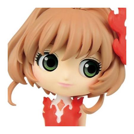 Sakura Cardcaptor – Figurine Sakura Kinomoto Q Posket Petit Vol.1 image