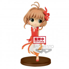 Sakura Cardcaptor – Figurine Sakura Kinomoto Q Posket Petit Vol.1