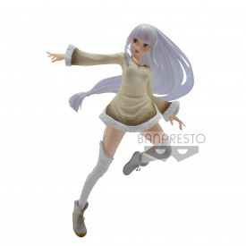 Re Zero Starting Life in Another World – Figurine Emilia Espresto Furry Materials