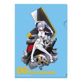 Evangelion – Pochette/ Sticker Rei Ayanami Prize G Ichiban Kuji Evangelion 2020