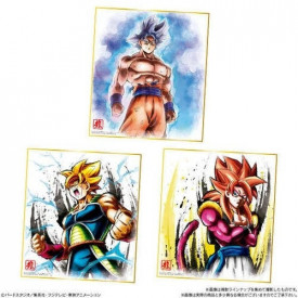 Dragon Ball Super - Pack 10 Shikishi Art 10