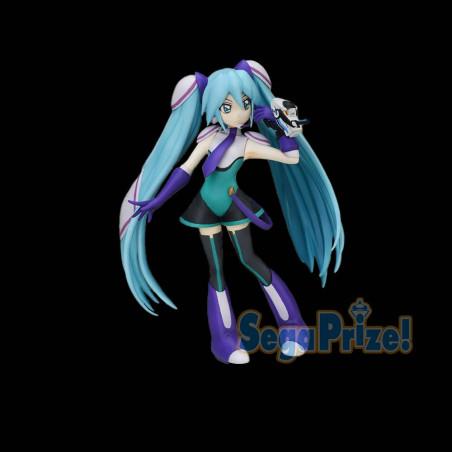 Vocaloid – Figurine Miku Hatsune LPM Figure Special Pilot Spacial Suit Ver.