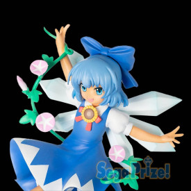 Touhou Project – Figurine Cirno Suntanned PM Figure
