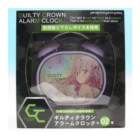 Guilty Crown - Réveil Inori Yuzuriha Alarm Clock image