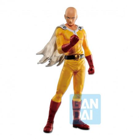 One Punch Man – Figurine Saitama Serious Face Masterlise Ichibansho