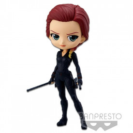 Avengers Endgame – Figurine Black Widow Q Posket Marvel Ver.A