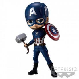 Avengers Endgame – Figurine Captain America Q Posket Marvel Ver.A