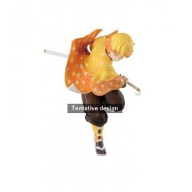 Kimetsu no Yaiba – Figurine Agatsuma Zenitsu Ichibansho Mugen Train