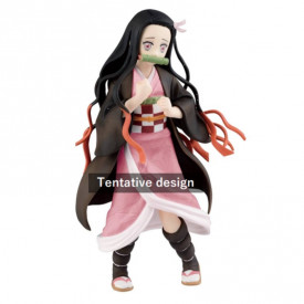 Kimetsu No Yaiba – Figurine Kamado Nezuko Ichibansho Mugen Train