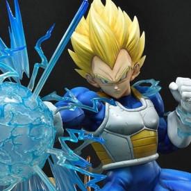 Dragon Ball Z – Statue Vegeta SSJ Mega Premium Masterline