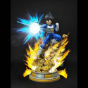 Dragon Ball Z – Figurine Vegeta SSJ Mega Premium Masterline Deluxe Version