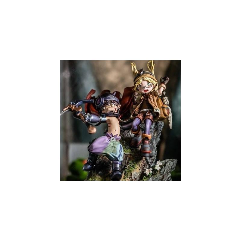 Made in Abyss – Figurine Reg & Riko Elite Diorama