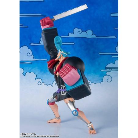 One Piece – Figurine Franky Figuarts Zero Wano Kuni
