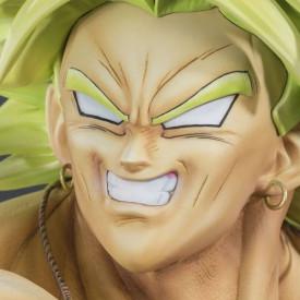 Dragon Ball Z - Statue Broly Le Super Saiyan Légendaire HQS+ Tsume