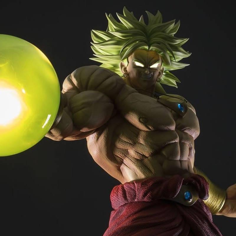 "Dragon Ball Z – Statue Broly Le Super Saiyan Légendaire ""King Of Destruction"" Ver. HQS+ Tsume"