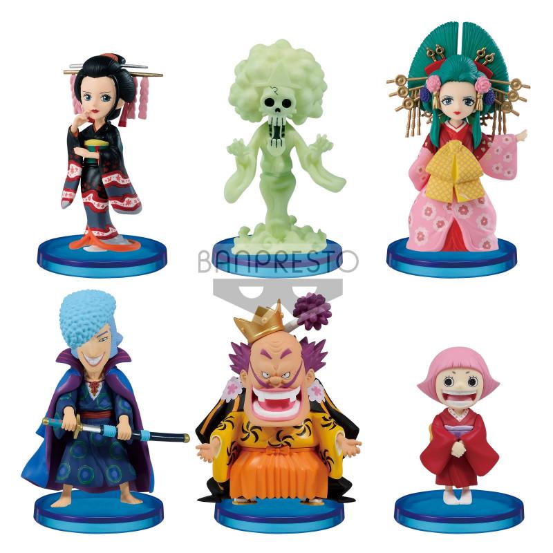 One Piece - Pack WCF Wano Kuni Vol.6