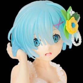 Re Zero Starting Life in Another World – Figurine Rem LPM Figure Midsummer Sun Ver.