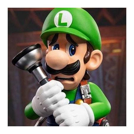 Luigi Mansion 3 – Figurine Luigi Mansion 3 Standard Version. image