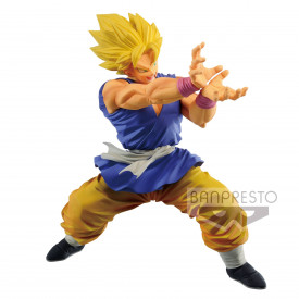 Dragon Ball GT – Figurine Son Goku SSJ Dragon Ball GT Ultimate Soldiers