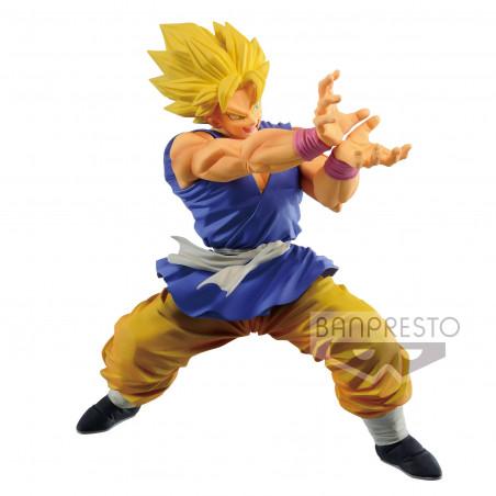 Dragon Ball GT – Figurine Son Goku SSJ Dragon Ball GT Ultimate Soldiers