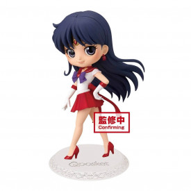 Sailor Moon Eternal - Figurine Sailor Mars Q Posket Ver.A