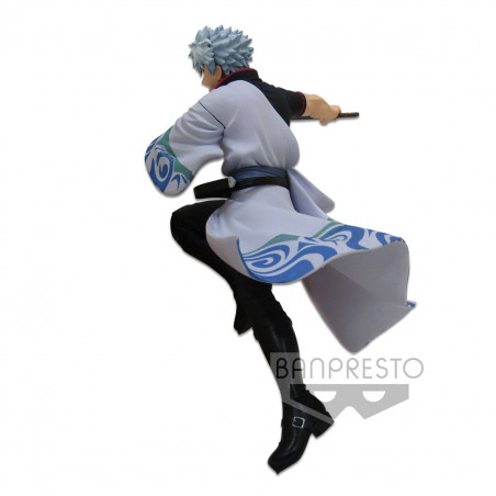 Gintama – Figurine Gintoki Sakata DXF Figure
