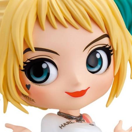 Birds of Prey - Figurine Harley Quinn Q Posket Ver.A image