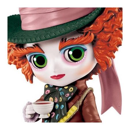 Disney Characters – Figurine Le Chapelier Fou Q Posket Ver.A image