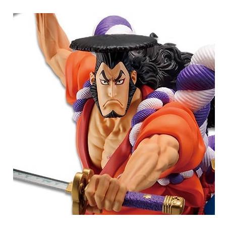 One Piece – Figurine Kozuki Oden Ichibansho Wano Country 2nd Act image