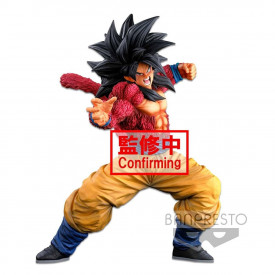 Dragon Ball GT – Figurine Son Goku Ssj4 Super Master Stars Piece X BWFC