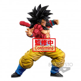 Dragon Ball GT – Figurine Son Goku Ssj4 Super Master Stars Piece X BWFC Two Dimensions