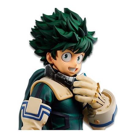 My Hero Academia – Figurine Izuku Midoriya Ichibansho Let's Begin! image