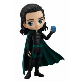 Avengers Infinity War - Figurine Loki Q Posket Marvel Ver.B