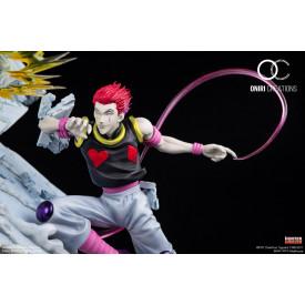Hunter X Hunter – Statue Gon VS Hisoka Battle At The Heavens Arena