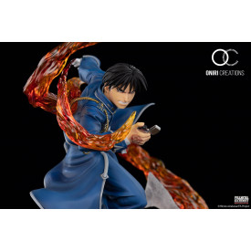 Fullmetal Alchemist Brotherhood – Statue Roy Mustang The Flame Alchemist