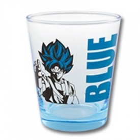 Dragon Ball Super – Verre Son Goku SSGSS Ichiban Kuji Prize G