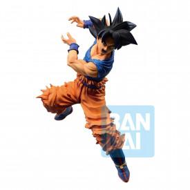 Dragon Ball Super - Figurine Son Goku Ultra Instinct Sign Ichibansho Dokkan Battle