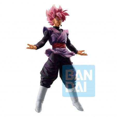 Dragon Ball Super - Figurine Black Goku Rose Ichibansho Dokkan Battle