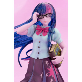 My Little Pony - Figurine Twilight Sparkle Bishoujo Series Edition Limitée