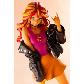 My Little Pony - Figurine Sunset Shimmer Bishoujo Series