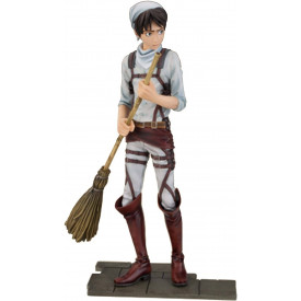 Attack On Titan – Figurine Eren Yeager DXF Figure Cleaning Ver.