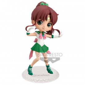 Sailor Moon Eternal - Figurine Sailor Jupiter Q Posket Ver.A