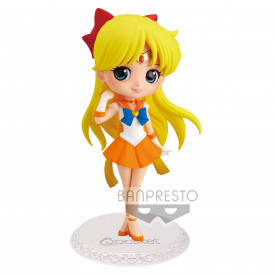 Sailor Moon Eternal - Figurine Sailor Venus Q Posket Ver.A
