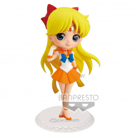 Sailor Moon Eternal - Figurine Sailor Venus Q Posket Ver.A