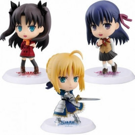Fate/Stay Night Unlimited Blade Works – Figurine Tohsaka Rin Chibi Kyun-Chara