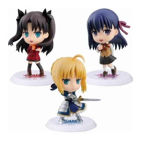Fate/Stay Night Unlimited Blade Works – Figurine Matou Sakura Chibi Kyun-Chara